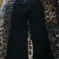 брюки  демисезонные