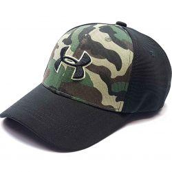 Baseball Cap Under Armor flexible (camouflage)