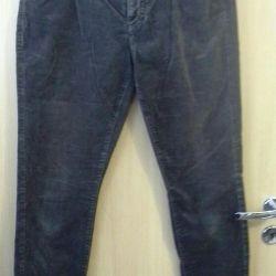 Trousers for women velor