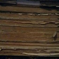 Ziarele războiului și anilor de după război