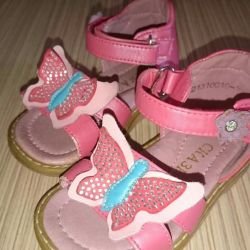 Children's sandals 19-20 size