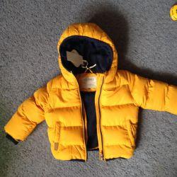 Новая тeплая куртка