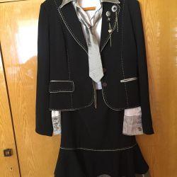 Costum clasic 44-46