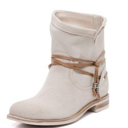 New suede boots Marco Tozzi