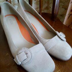 καλοκαιρινά σουτιέν παπούτσια ECCO, μέγεθος 39-40.