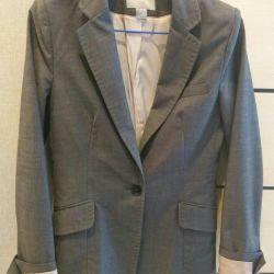 H & M jacket ideally