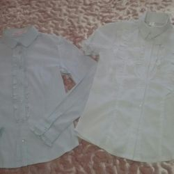 Blouses for schoolgirl