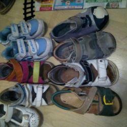 παπούτσια 24π παπουτσιών και μπότες 24ρ