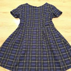 Платье женское с открытой спиной из США