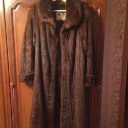 Μίνι γούνα παλτό