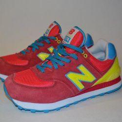 Beautiful women's sneakers New Balance 574