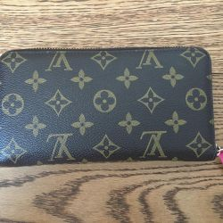 Кошелек Louis Vuitton Zippy Wallet
