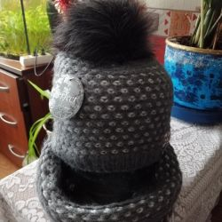 Hat and Snood Kit