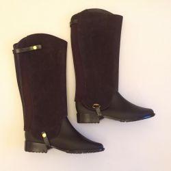 Stylish Melissa boots new-waterproof
