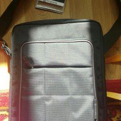 Men's bag miracase, black