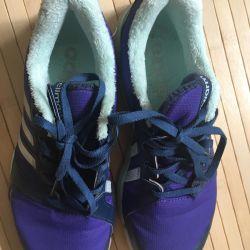 Тeплые кроссовки Adidas