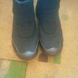 Low shoes salamon