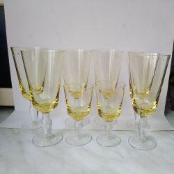 wine glasses ussr