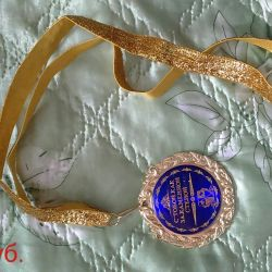 Comic medal