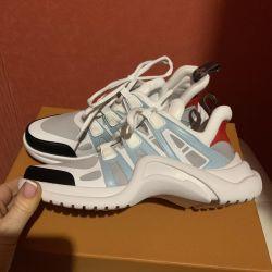 Suite 37 r Şık LV Sneakers