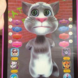 Tablete interactive 3D Cat Tom