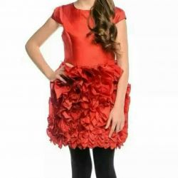 Dress the girl size 152