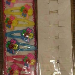 Nutcracker Hairpins