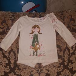 Одежда для девочки новая