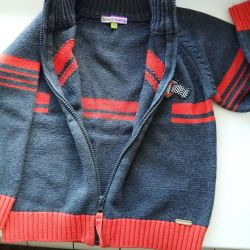 Jacket warm for a boy for 4-5 years