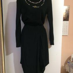 Turtleneck female size 44 and skirt