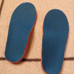 New children's orthopedic insoles