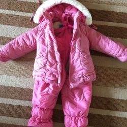 Χειμερινό σακάκι και φόρμες εργασίας