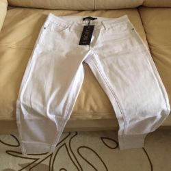 Λευκά τζιν
