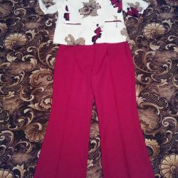 Trouser suit (new)