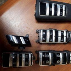 Блок управления стеклоподъемниками Mercedes W221