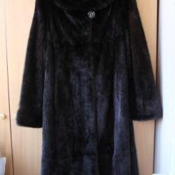 Couture Helene fur coat