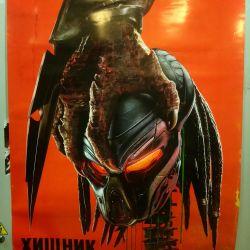 Poster / poster / poster. Predator.