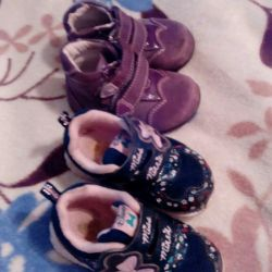 Boots and .krosovki.19-20r.
