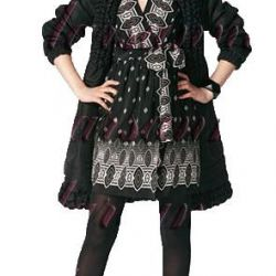 Dress-tunic (on the smell) anna SUI, original