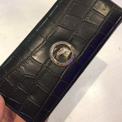 Новый кошелeк