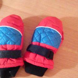mittens 2 pairs