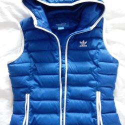 Vest warm adidas, 42., new