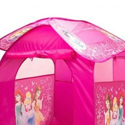 Tent house new!