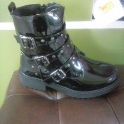 Boots winter new 27-32 Fairy tale