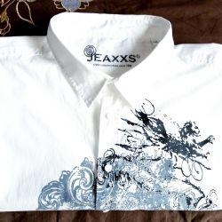 New shirt JEAXXS