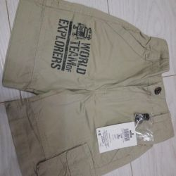 Shorts modis. New ones.