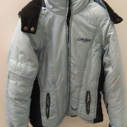 Warm jacket, size M