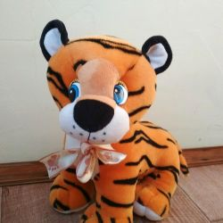 Игрушка большая, Тигрeнок (Тигр)