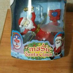 Flying Santa Claus. New.