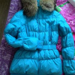 Down jacket down / feather 44-46